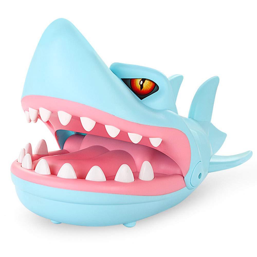 品質検査済 BCDshop サメ Biting フィンガー Biting ゲーム 口の歯 フィンガー おもちゃ おもしろホームパーティー 大人 おもちゃ ギフト 子供 大人 ブルー B07JLSRC1W, MiniMonkey スニーカー&ブーツ:44af7471 --- a0267596.xsph.ru