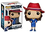 Funko POP Marvel 3 3/4 Inch Agent Carter Action Figure Dolls Toys