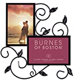 Burnes of Boston PS117346 Maria Wire 2 Opening Picture Frame, Champagne