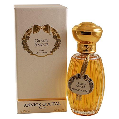 Annick Goutal Grand Amour Eau De Parfum Spray - Grand Amour by Annick Goutal 3.4 oz EDP Spray