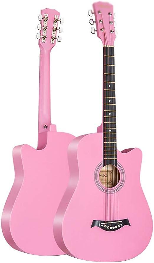 BAIYING Guitarra Acústica Principiante Juguete Clasico Práctica ...
