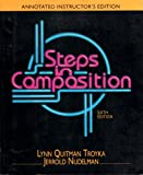 Steps in Composition, Troyka, Lynn Quitman and Nudelman, Jerrold, 0138477167