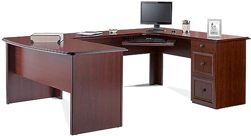 Realspace Broadstreet Executive U-shaped Office Desk