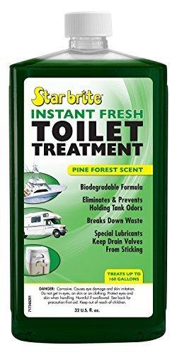 Star brite Instant Fresh Toilet Treatment Pine Scent - 32 oz by Star Brite ()