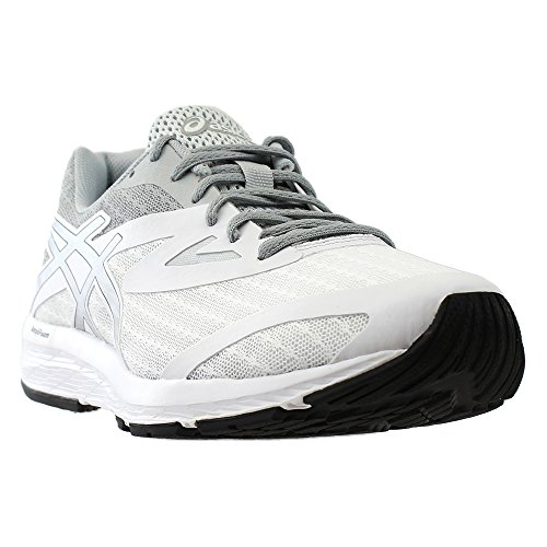Asics Mens Amplica Shoes White/Silver/Black latest sale online collections online bl6VrMVLrj