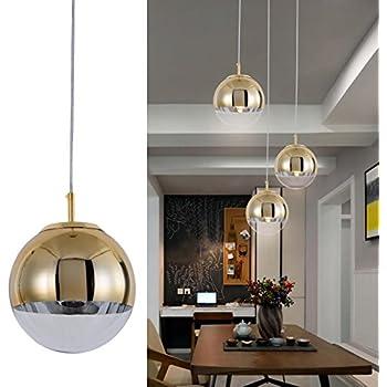 Ball pendant lighting mzithern modern mini globe pendant lighting ball pendant lighting mzithern modern mini globe pendant lighting with handblown clear glass adjustable aloadofball Images