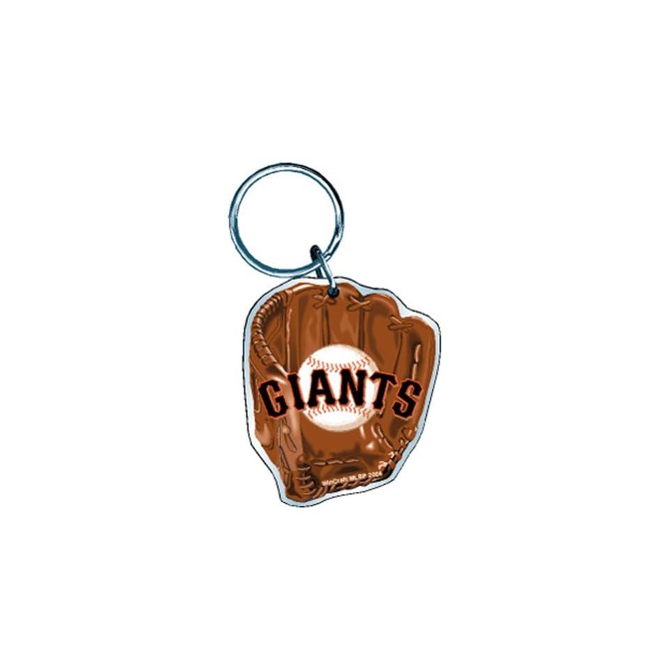 San Francisco Giants MLB Key Ring