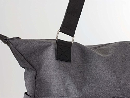 CANDIDE 243979 City Smart- Bolso cambiador, color gris
