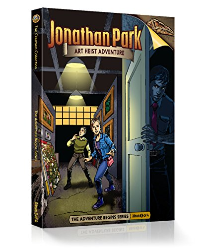 Jonathan Park The Adventure Begins #3: Art Heist Adventure