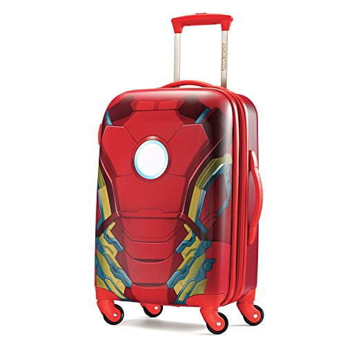 American-Tourister-Marvel-21-Inch-Spinner-Carry-On-Luggage-Iron-Man