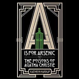 A is for Arsenic Audiobook