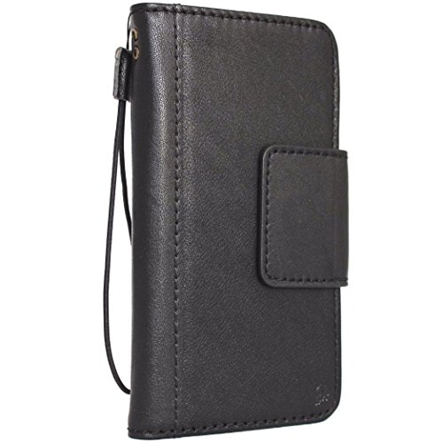 Genuine natural Leather Case for Samsung Galaxy S8 plus Book Wallet Luxury magnet Cover S Hand made Retro Id s 8 Black cards slots daviscase