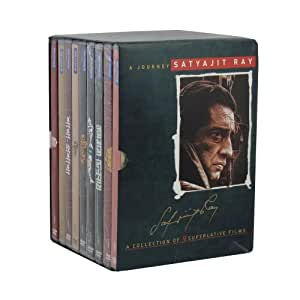 Classic Movies Collection   A Journey Satyajit Ray 9 Movies Dvds