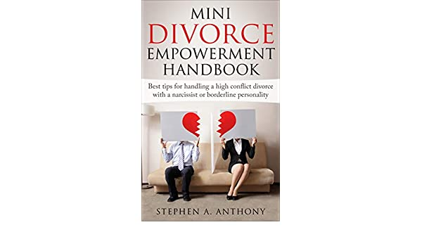 Mini Divorce Empowerment Handbook: Best tips for handling a