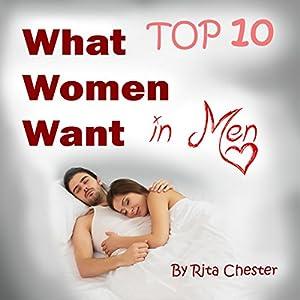 What Women Want in Men Audiobook