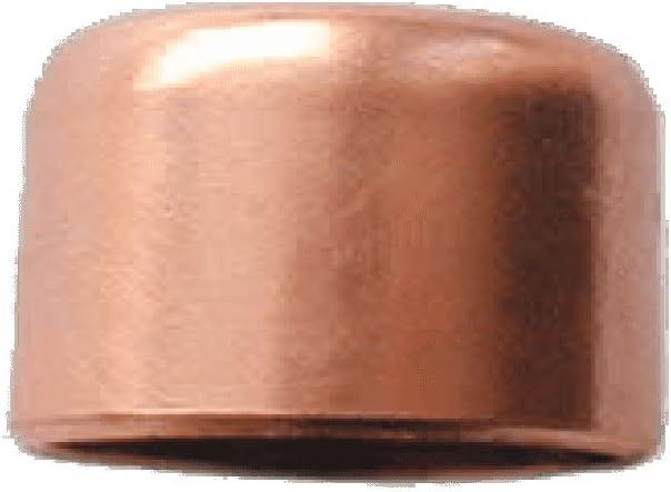 Tap/ón hembra de cobre de 15 para soldar de Comap-Sudo