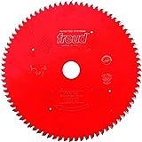 Disco de Serra Circular para Madeira 250mm 80 Dentes LP67M-002P Freud