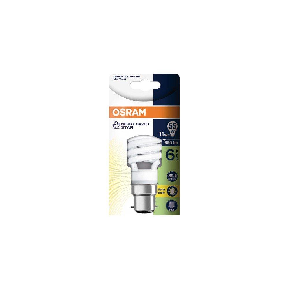 Osram Blister Verre 23 W B22d Blanc LEDVANCE 4008321989710