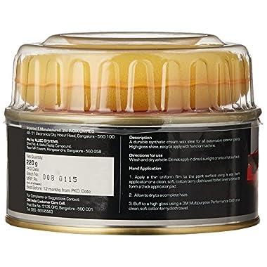 3M IA260166334 Auto Specialty Cream Wax (220 g) 8