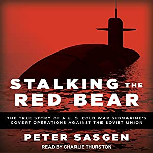 Stalking the Red Bear Audiobook