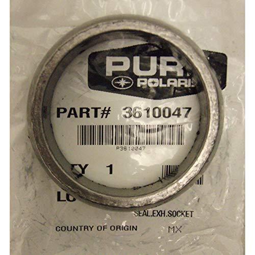 - Polaris OEM Snowmobile/ATV/UTV Exhaust Socket Seal Sportsman, Ranger, Classic, XCR, Trail, RMK