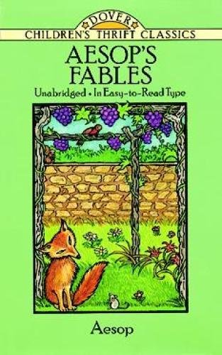 aesops-fables-dover-childrens-thrift-classics