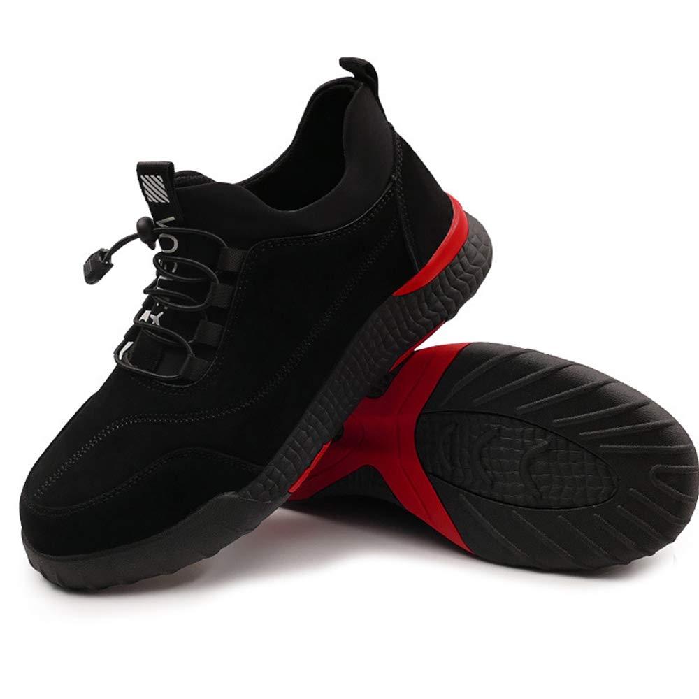 en Sitio Monta/ña Asfalto Verano Nuevo Zapatos de Trabajo Industrial Deportivo para Hombre Mujer Calzado de Seguridad Comodo Zapatos Antideslizante Unisex