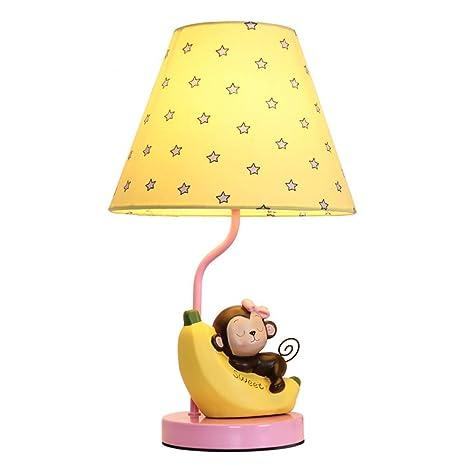 lámpara de mesa para niños de dibujos animados de ...