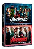 Avengers Kolekce 1.-2. 2dvd (The Avengers + Avengers: Age of Ultron)