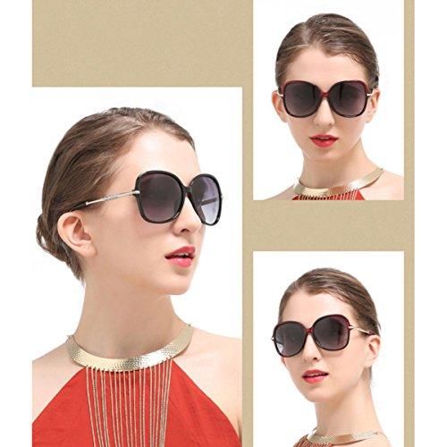 Lunettes De Classique Lunettes D De Soleil Lunettes De Mode Conduite Soleil Polarisées Femmes Pour Big Box qSTwAq