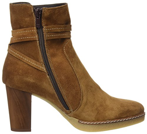 6400 Brown DCHICAS Boots Ankle WoMen Cuero 06 gBnq5wa