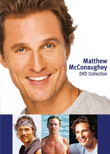 Matthew McConaughey Collection (Failure to Launch / How to Lose a Guy in 10 Days / Sahara) by Paramount Home Video