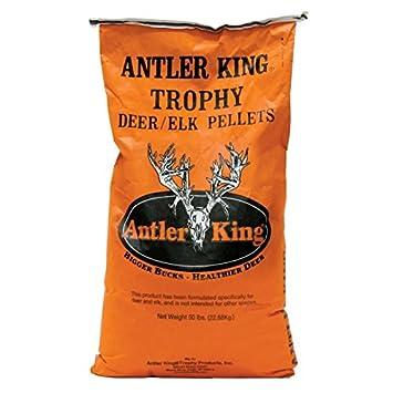 Amazon Com Antler King Deer And Elk Pellets 50 Lb Bag Pet Supplies