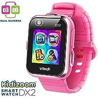 VTech Kidizoom Smartwatch DX2 Amazon Exclusivo, Rosa