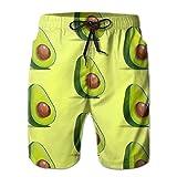 Love Avocado Vegan Men's Leisure Funny Seaside Pants