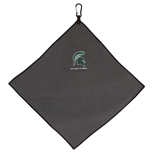 "Team Effort Michigan State Spartans 15"" x 15"" Microfiber Towel"
