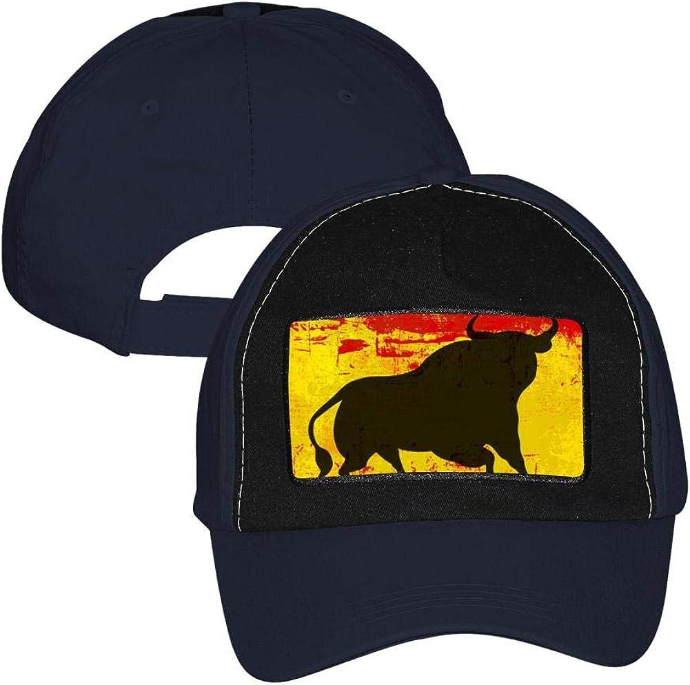 Mesh Caps Hats for Men Women Unisex Print Boss Horse