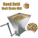 Hand Held Malt Grain Mill Home Brewed Beer Machine