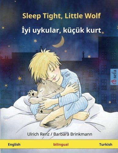 Sleep Tight, Little Wolf - Iyi uykular, küçük kurt. Bilingual children