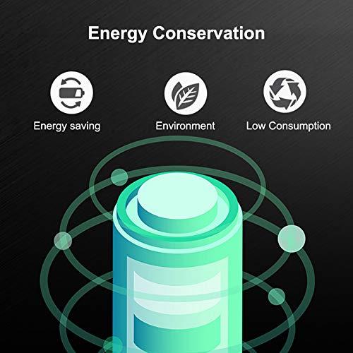 bedee Aquarium Air Pump, Quiet Fish Tank Air Pump, Small Oxygen Pump for Fish Tank 1-15 Gallon with Air Stone Check Valve Silicone Tube, 1W