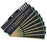 Corsair Vengeance 64GB (8x8GB) DDR3 1600 MHz (PC3 12800) Desktop Memory 1.5V
