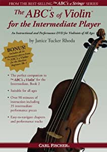 The ABCs of Violin for the Intermediate Player