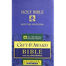 NRSV Gift  and  Award Bible With The Apocrypha
