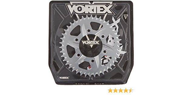 Vortex 822K-42 Solid Black 42-Tooth Rear Sprocket
