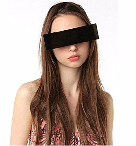 LB-Cool Black Mosaic Costume Glasses Night Party Favors Photo Booth Accessories Halloween Sunglasses Party Supplies - Sunglass Pictures Hut