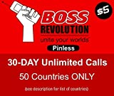 virgin mobile card top up - $5 Unlimited Calling Card | Call these 50 Countries from the USA for 30 Days | No Shipping | Instant Refill Sent to Your Phone | Must Send Mobile Number & Read Description Below