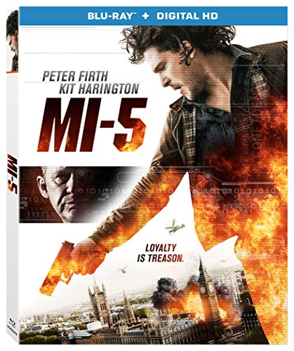 Mi-5 [Blu-ray + Digital HD] ()