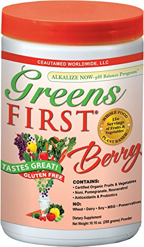 Greens First - Berry - 10.16 Ounce (2 Pack)