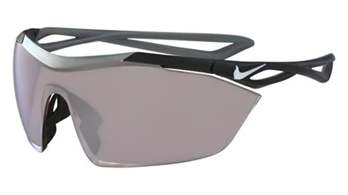 61cc3122a411 Nike EV0913-011 Vaporwing Elite R Sunglasses (Frame Speed Tint with ML  Extra White