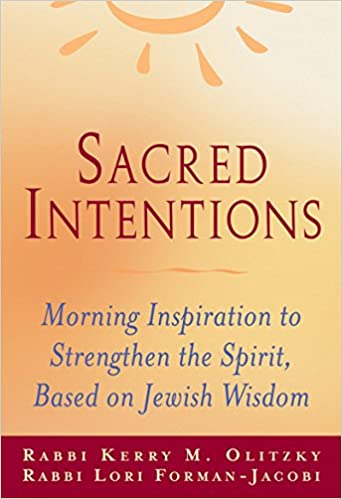 Sacred Intentions: Daily Inspiration to Stregthen the Spirit ...